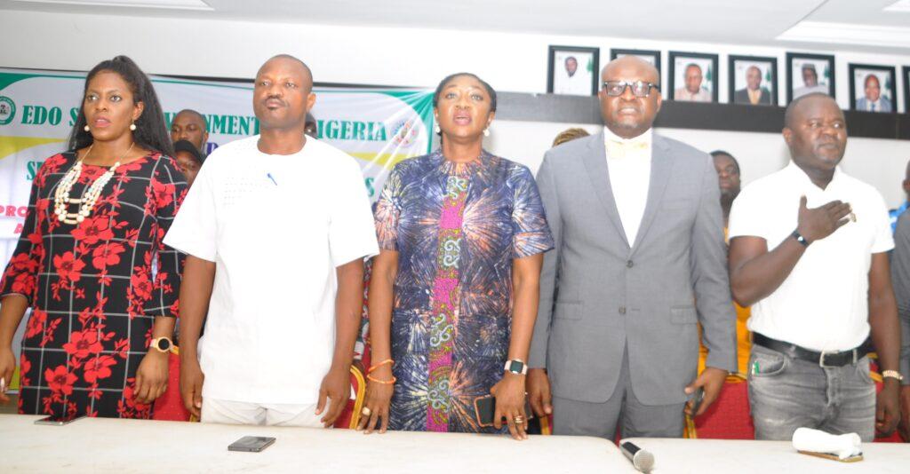 FG, Edo disburse over N202m grants to 2,250 agric start-ups