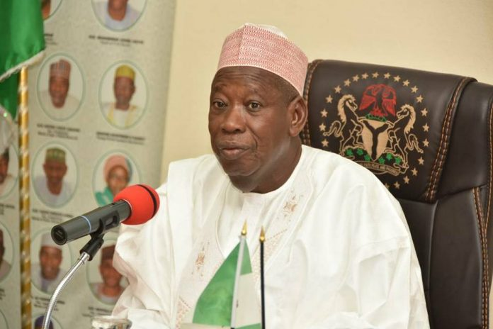 Gov. Ganduje appoints ‎4 new permanent secretaries