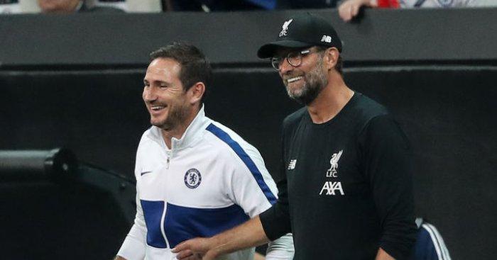 Frank Lampard, Chelsea, Liverpool