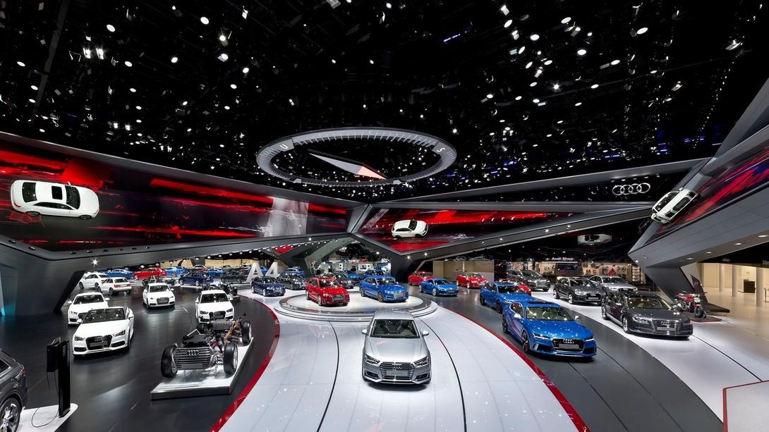 IAA German car show