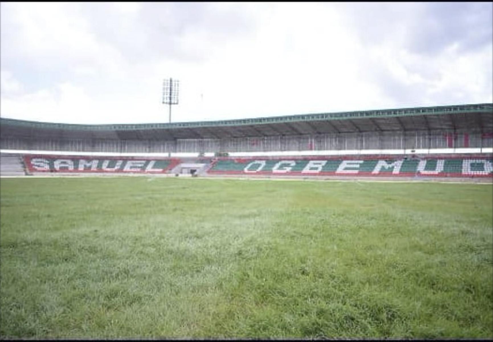 Samuel Ogbemudia, Super Eagles