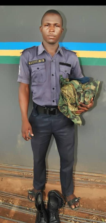Police arrest fake soldier in Lagos