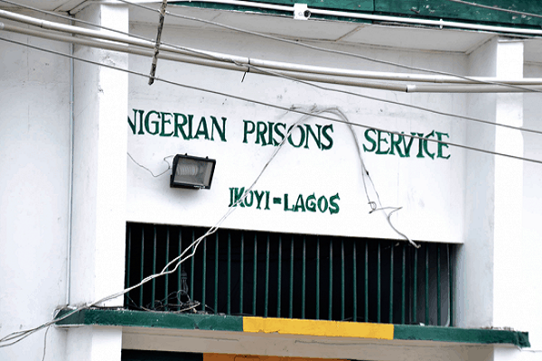 60-year-old inmate, 25 others, write 2020 UTME at Ikoyi Custodial Centre