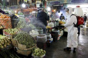 Coronavirus cases top 100,000 worldwide as markets collapse