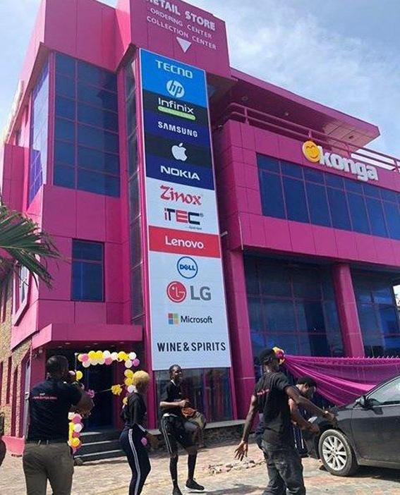 Konga turns down $300m global funding