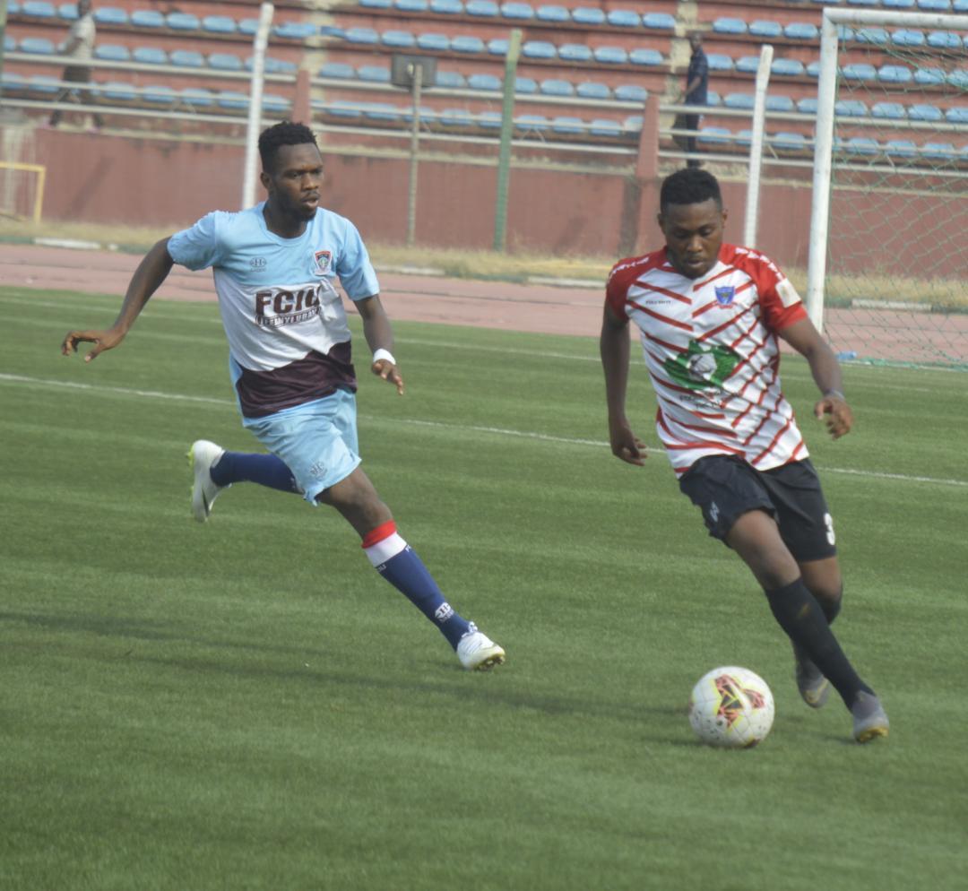 Lobi Stars, FC Ifeanyi Ubah