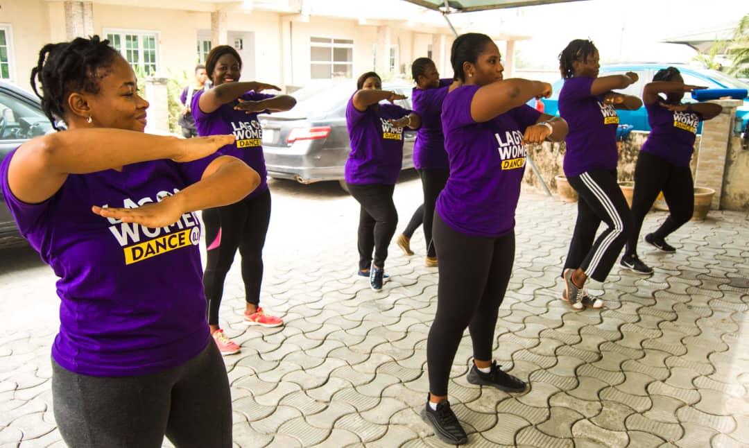 Lagos dance