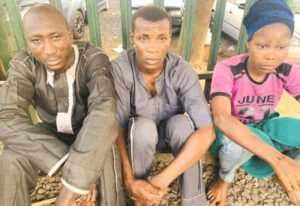 How we sold Nigerians into slavery in Libya —Suspects