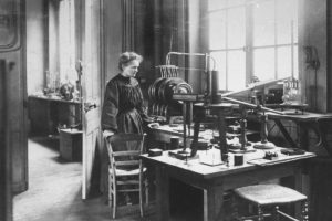 International Women's Day: Marie Curie's feminism of 'actions not words'