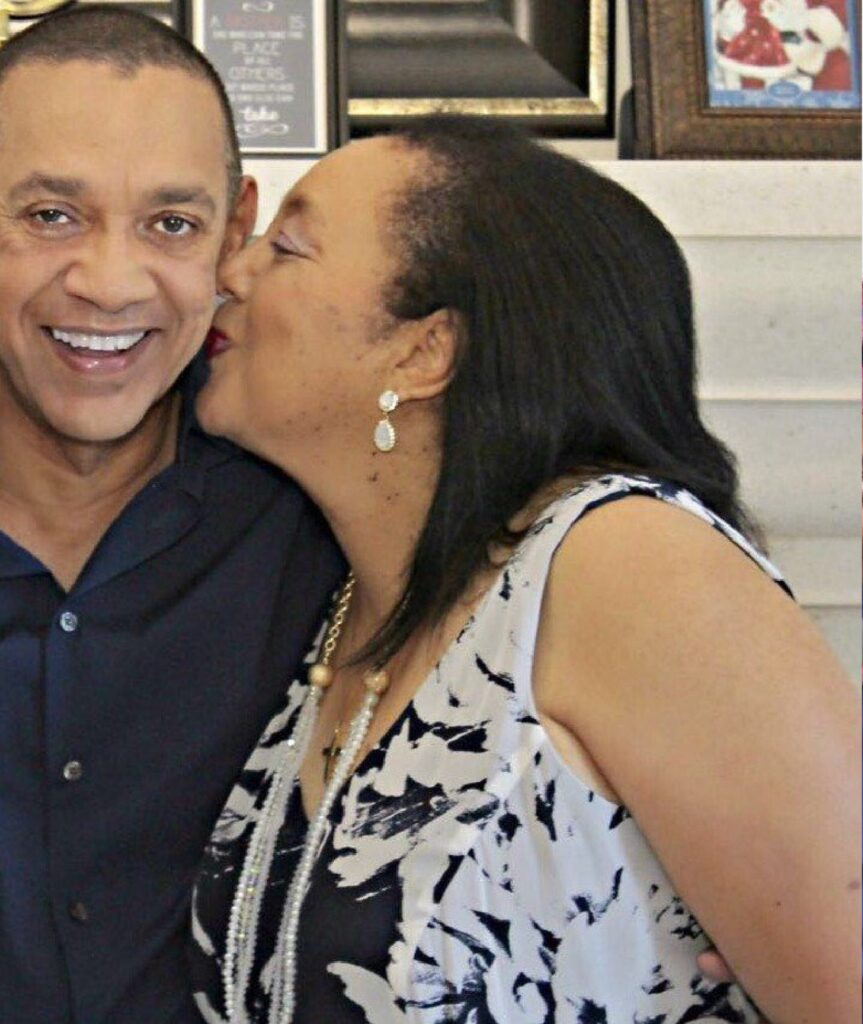 BREAKING: Ben Bruce loses wife of 41 years to cancer