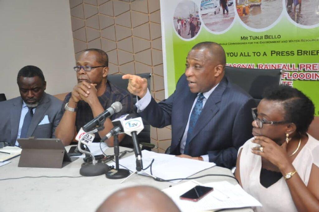 2020 NiMET prediction: Lagos to experience 270 days of rainfall