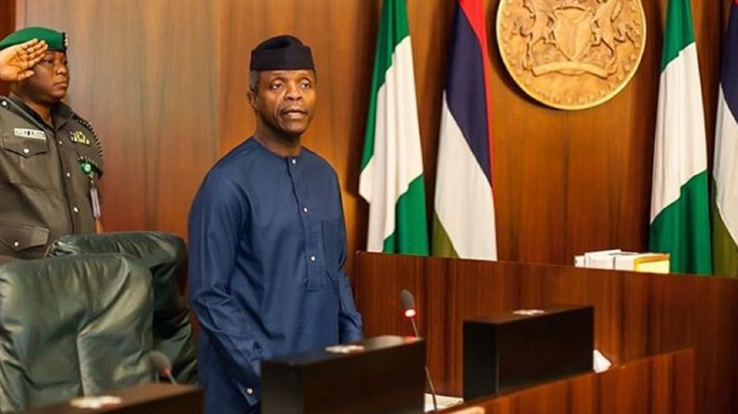 COVID-19: Osinbajo, govs meet to consider more palliatives