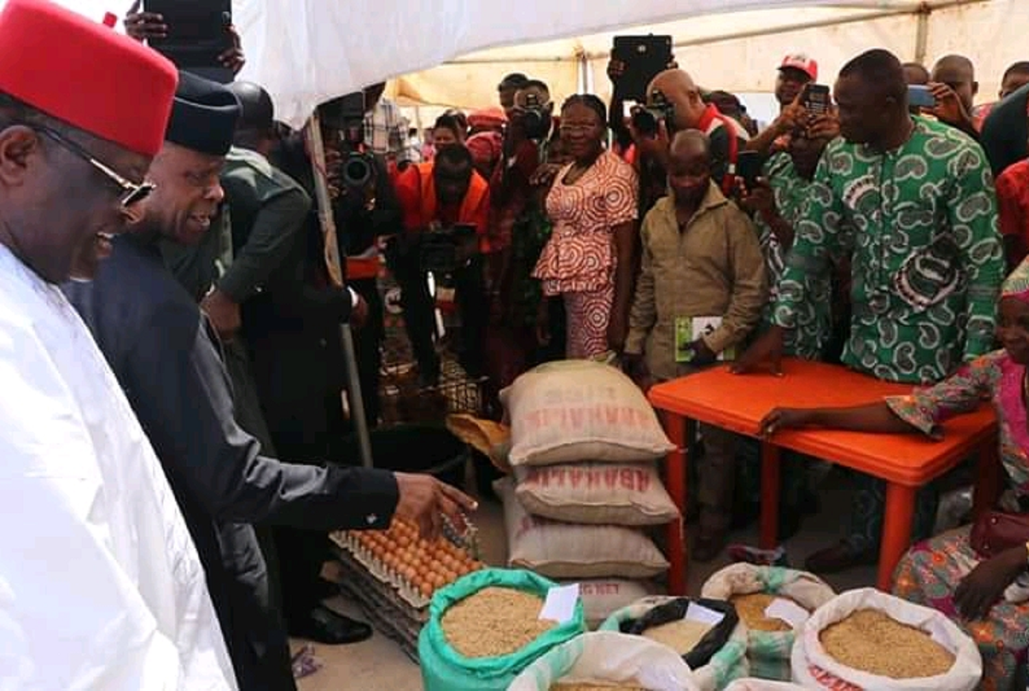 FG to tackle challenges facing MSMEs ― VP Osinbajo