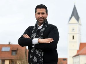 The Muslim running for mayor in Christian Bavaria