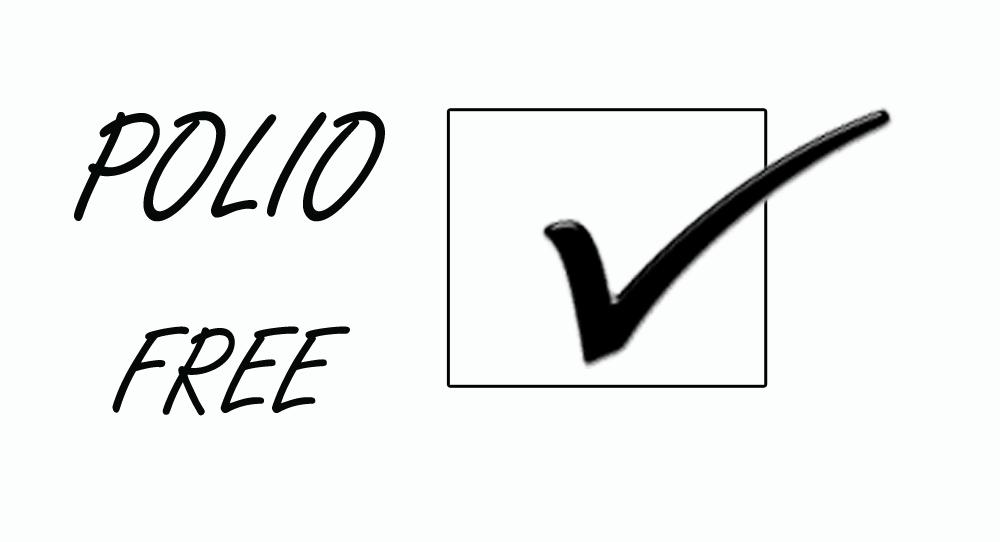 Nigeria steps up effort to sustain polio-free certification status