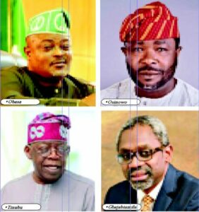 Battle for control of Lagos House of Assembly: The inside story