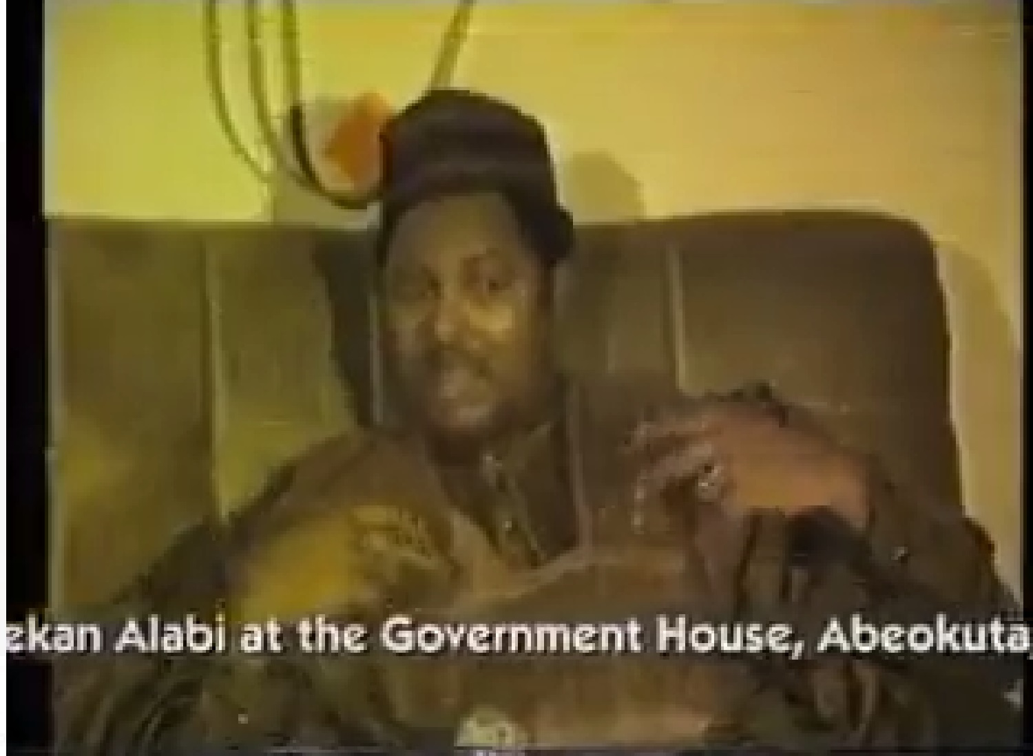 FLASHBACK VIDEO: Emir of Kano is public officer, I'll remove him and sleep soundly ― Lt Rimi