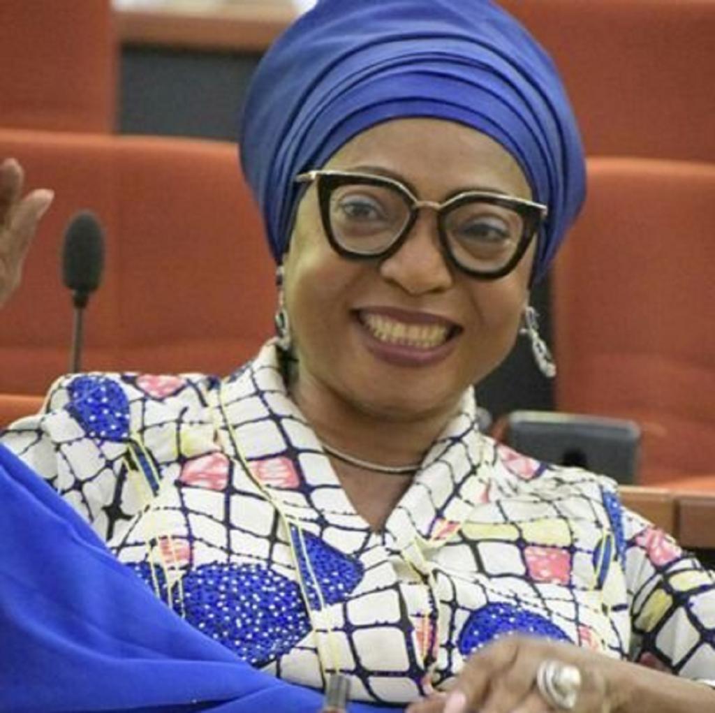 BREAKING: Another Senator, Rose Oko, is dead