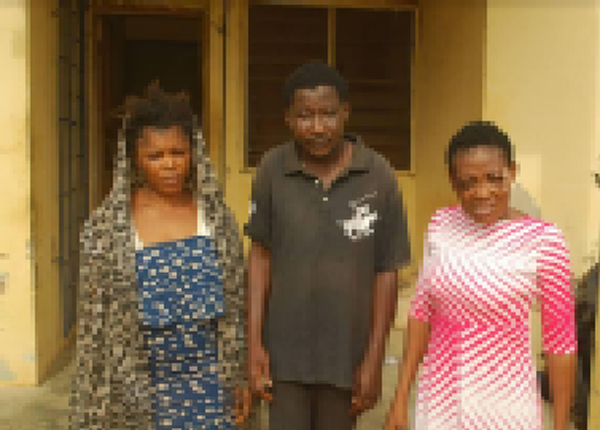 Frustration led me into robbery, says female member of One Chance gang