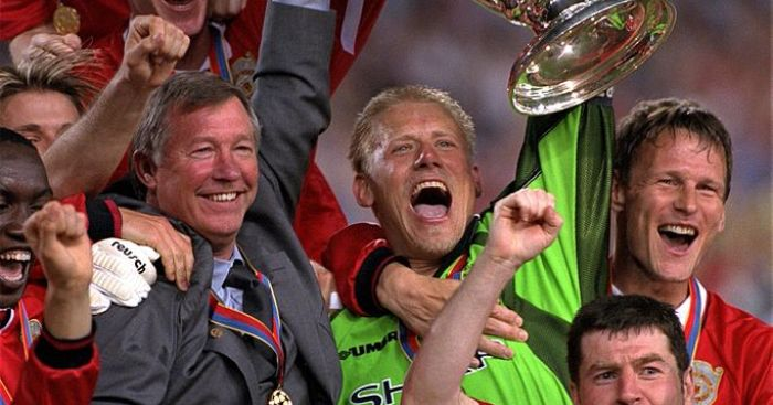 Man United legend Schmeichel opens up on 'regret' at leaving