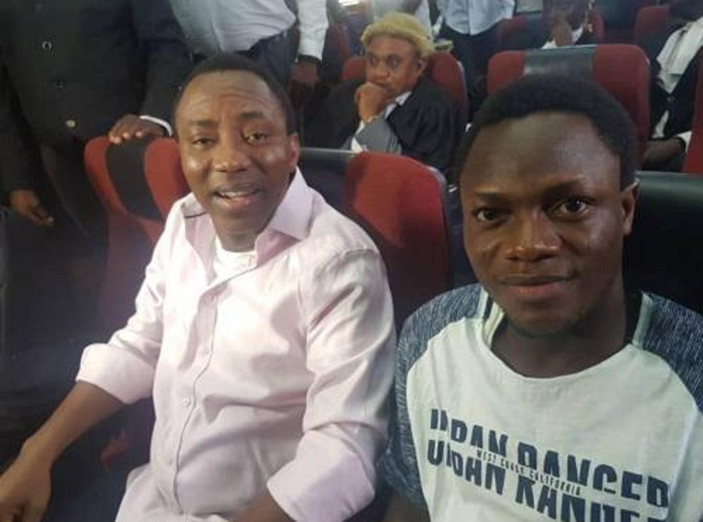 Court declines to revoke Sowore's bail, awards N150, 000 cost against Bakare