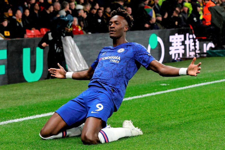 Abraham demands new £130k-a-week Chelsea contract