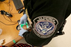 US ready to collect DNA from detained migrants