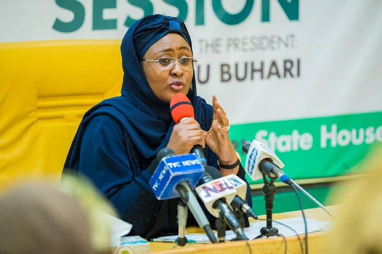 honour Aisha Buhari
