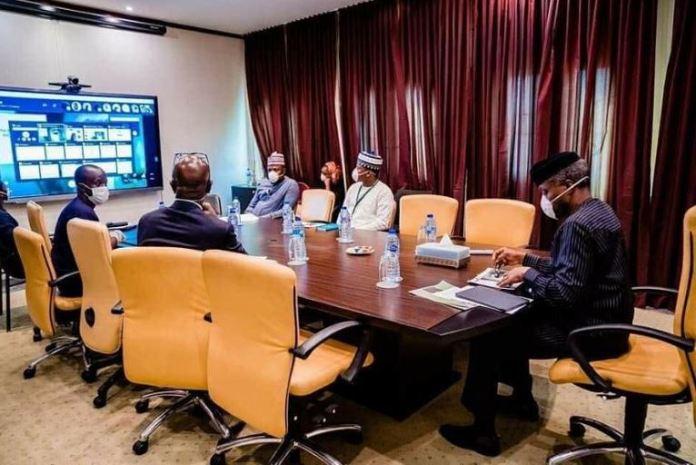 COVID-19 fallout: Osinbajo chairs ESC meeting