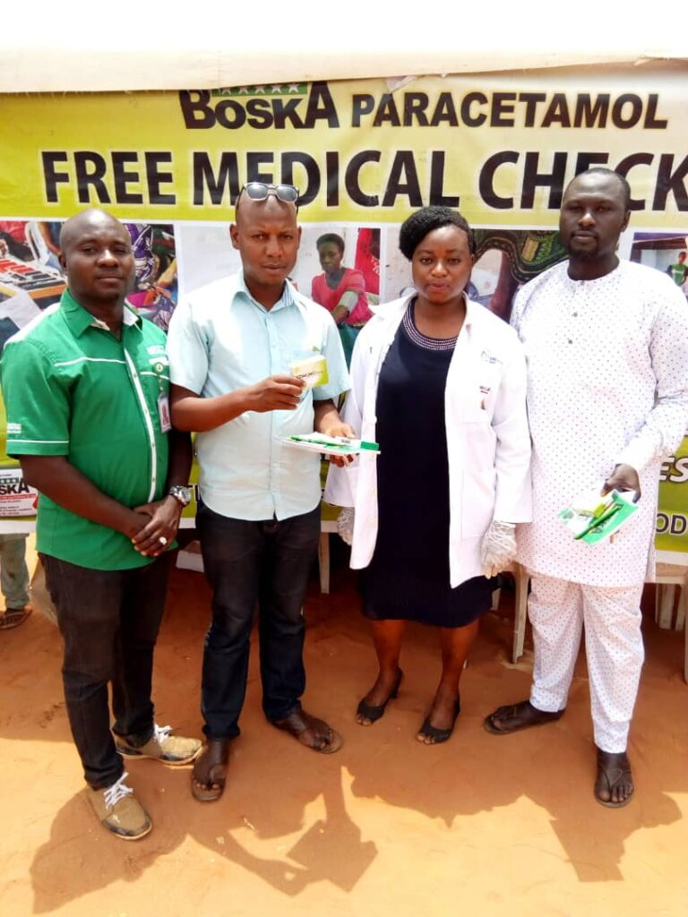 Boska organizes seven-day pain-free campaign to promote good health