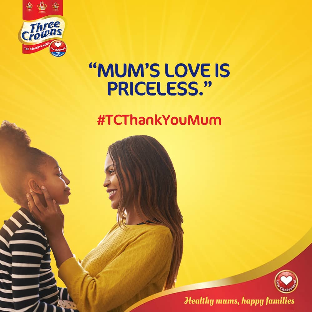 Three Crowns pampers mothers on Mother's Day