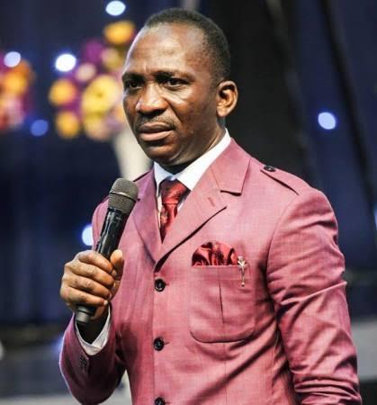 Coronavirus: Pastor Enenche sensitises members on hygiene practices, offers prayers