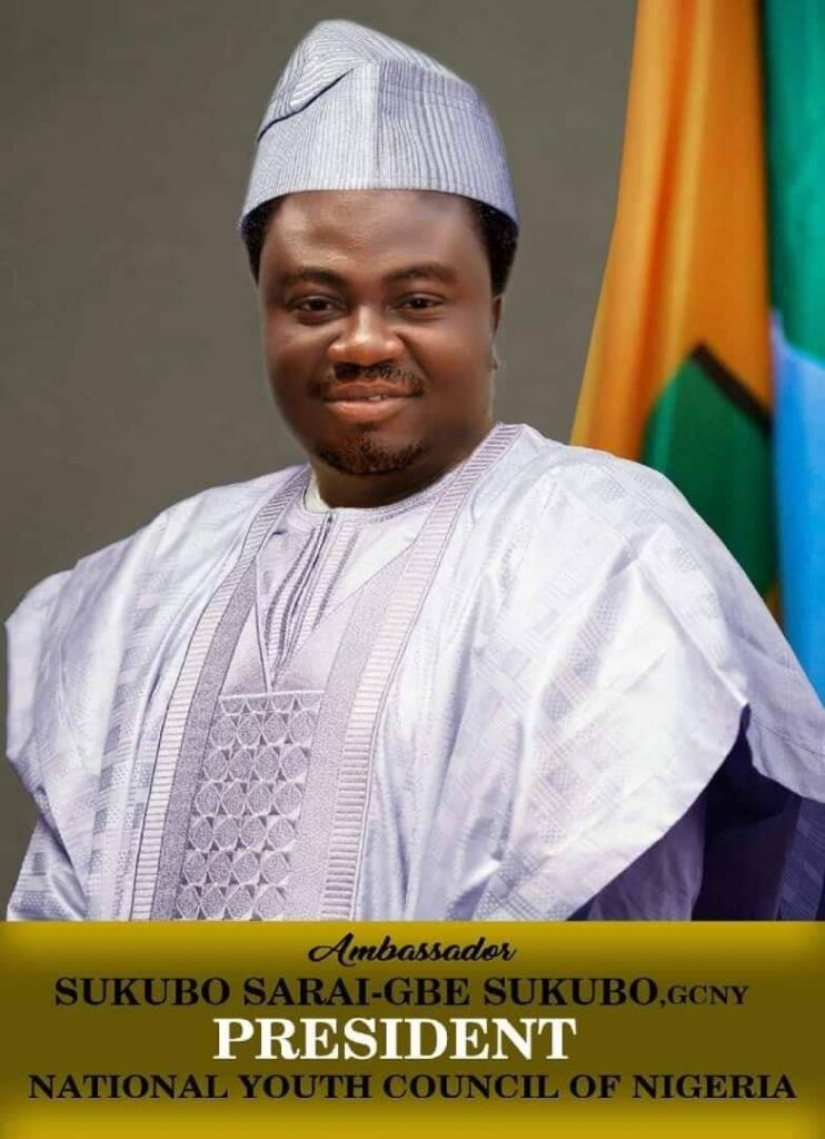 What's best for our youths now — Ambassador Sukubo, new youth President