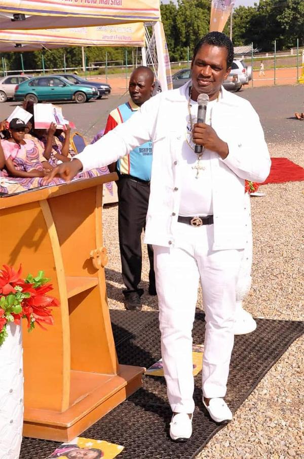 Bishop Sam Zuga to unveil spiritual formula to end Coronavirus in April