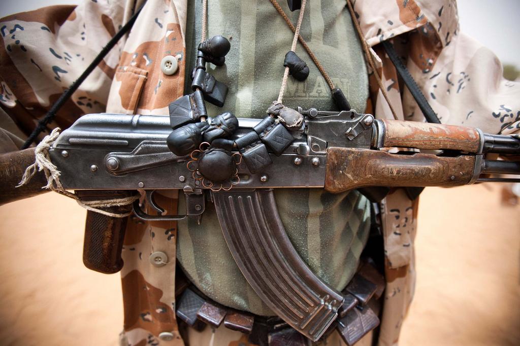 Vigilantes rescue 5 from bandits in Kaduna village