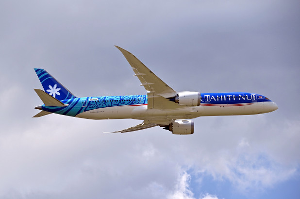 Air Tahiti, Coronavirus