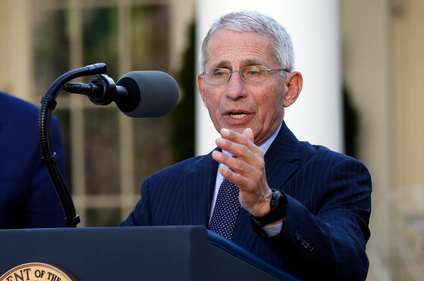 Herd immunity would lead to enormous death toll ?Fauci