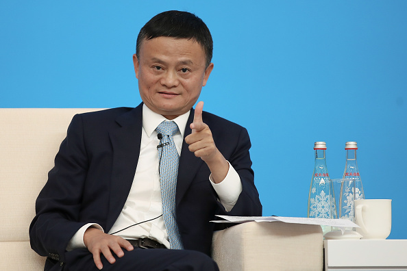 Jack Ma: Lost in Ali Baba's Caves?