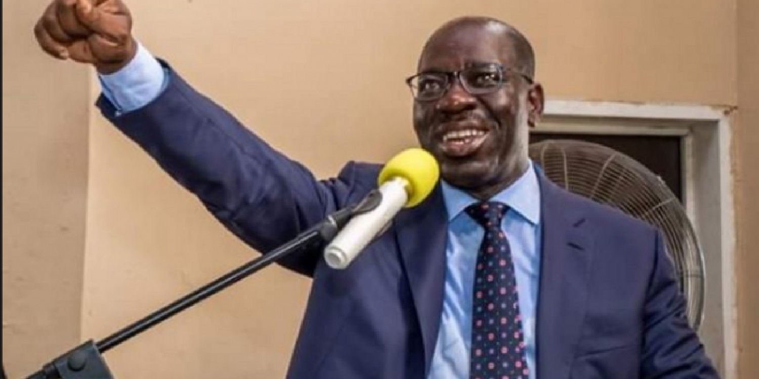 Edo PDP, Diaspora group, others congratulate Obaseki over victory at primary poll