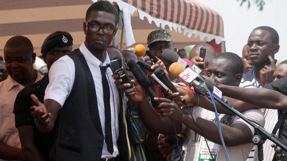Emmanuel Adebayo, Donations