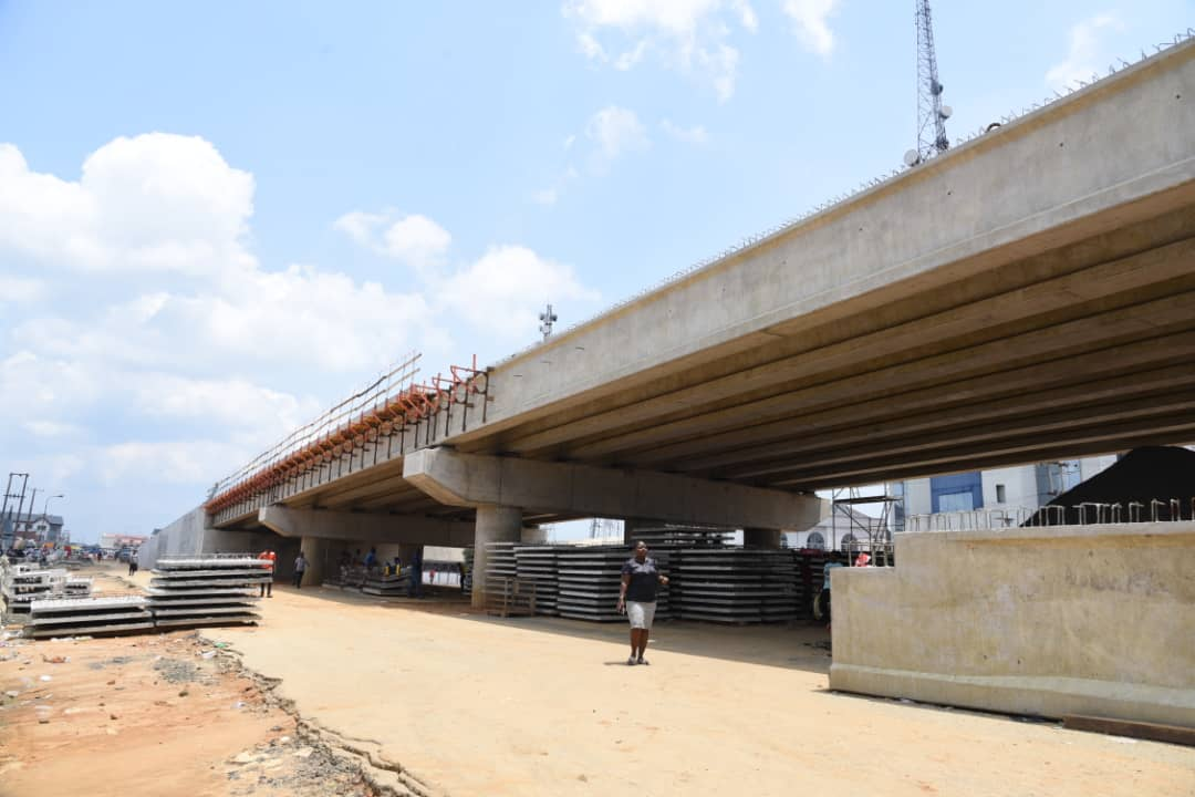 Rivers People praise Governor Wike for the Mother and Child Hospital, Rebisi Flyover Bridge
