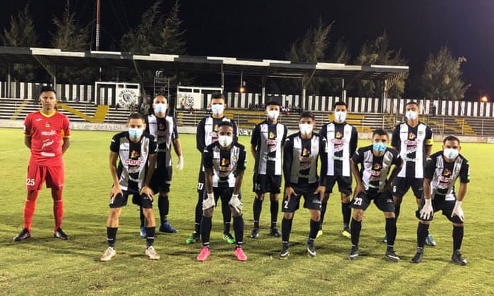 Coronavirus, Nicaraguan league