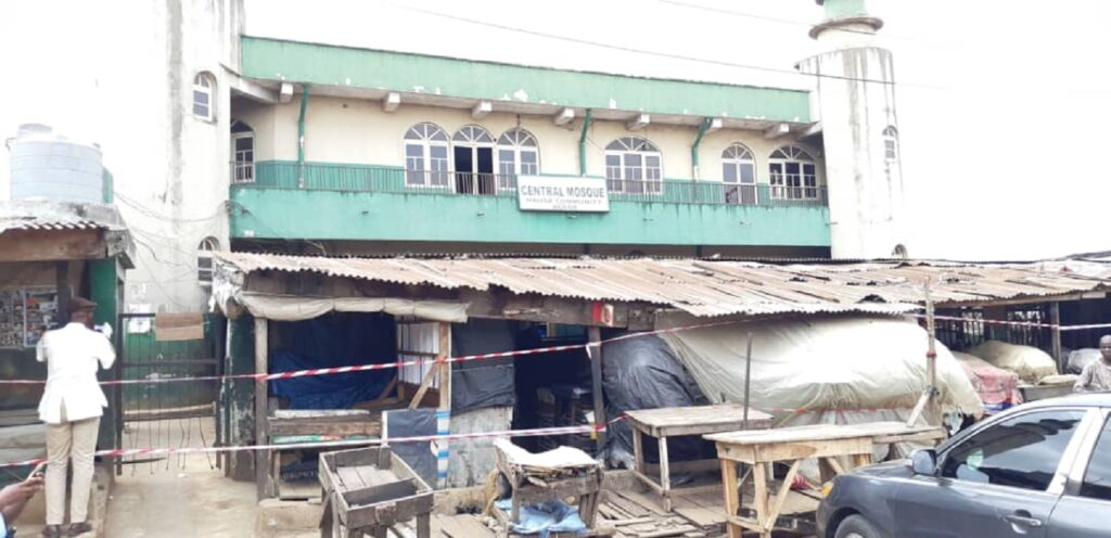 COVID-19: How we shut mosque where taskforce officials were attacked ― Council Boss