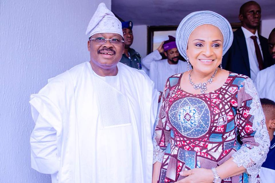 Fidau: We had no plan to bar Oyo deputy gov ? Ajimobi's family