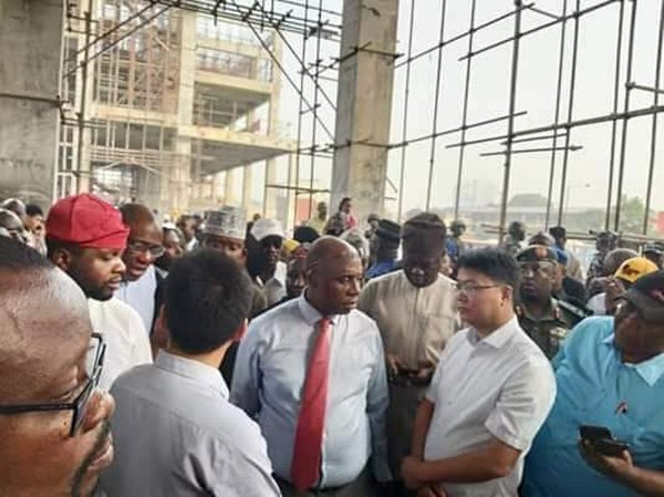 Completion of track laying work on Lagos-Ibadan railway excites group