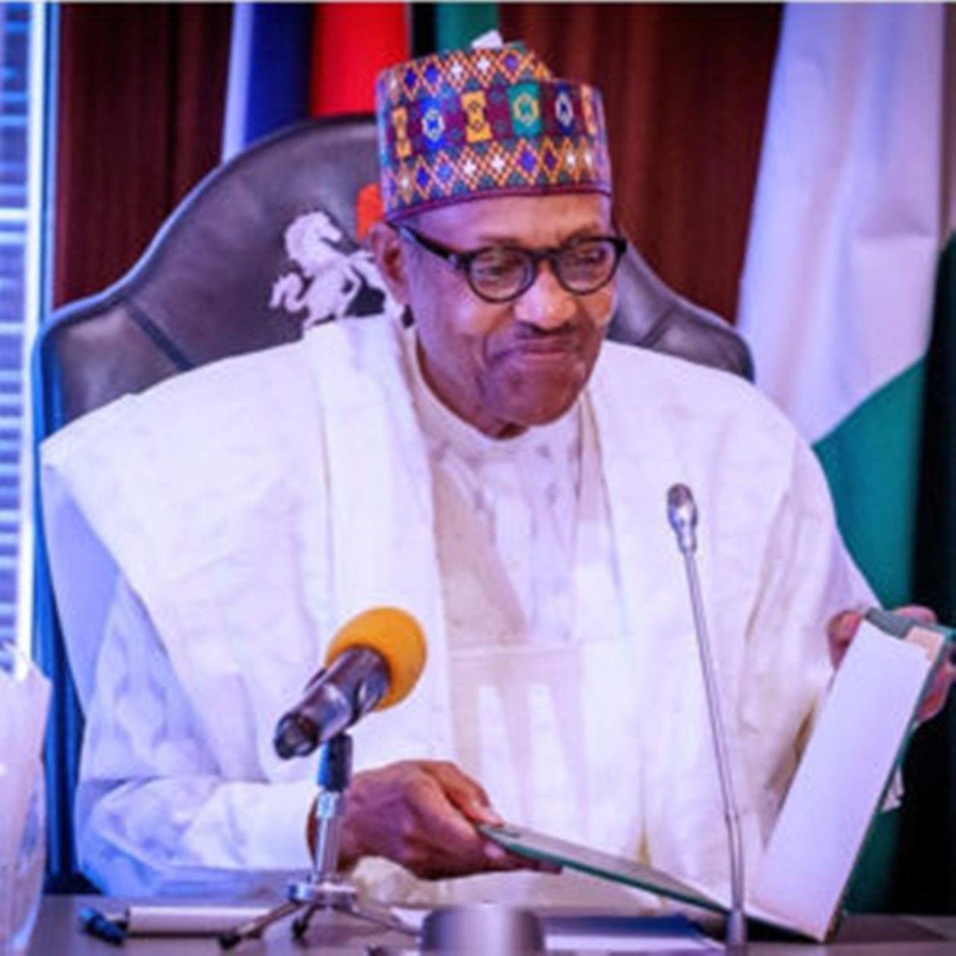 Buhari calls for caution on ECOWAS common currency