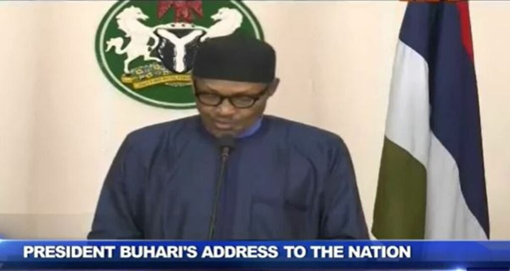 Palliatives to be expanded from 2.6 million to 3.6 million households in two weeks - Buhari