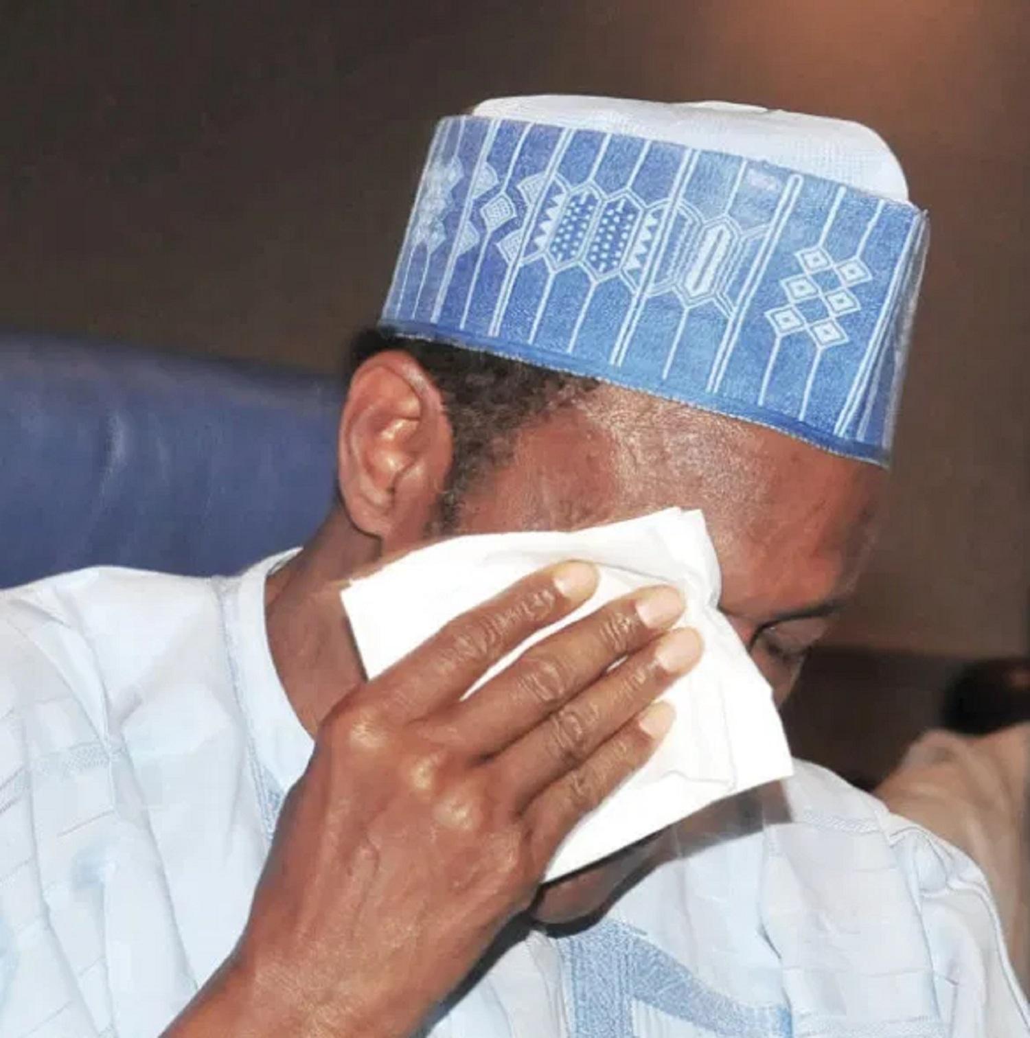 Buhari loses nephew, Ibrahim Dauda