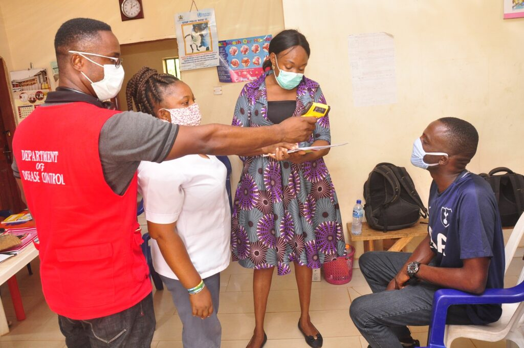 COVID-19: Edo PHCs, private hospitals' screening capacity gets boost with PPEs, others