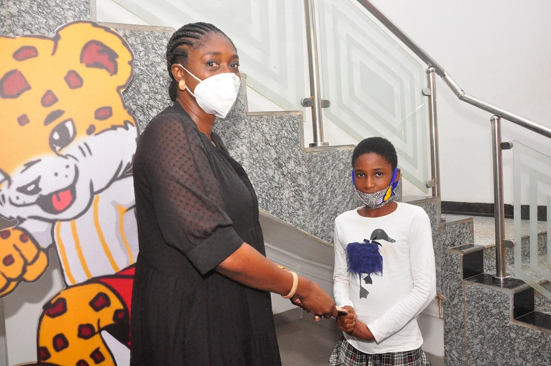 Girl, 11, donates N300 to Edo COVID-19 fund